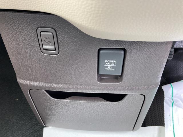 Gホンダセンシング 4WD ETC LED 衝突被害軽減システム シルバー CVT AC 修復歴無 両側スライドドア バックカメラ 4名乗り オーディオ付(7枚目)