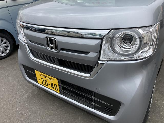 Gホンダセンシング 4WD ETC LED 衝突被害軽減システム シルバー CVT AC 修復歴無 両側スライドドア バックカメラ 4名乗り オーディオ付(13枚目)