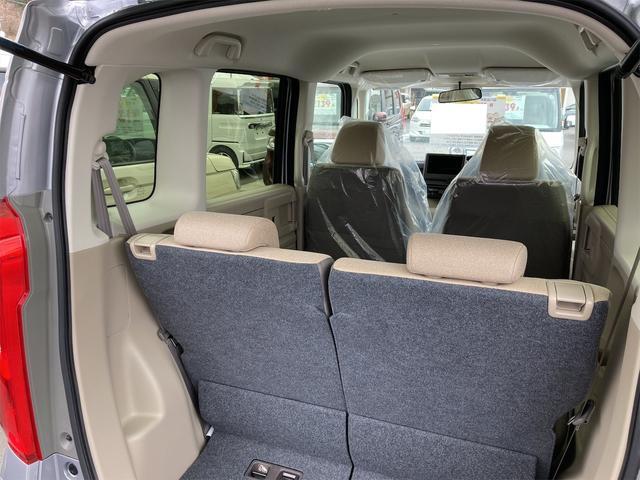 Gホンダセンシング 4WD ETC LED 衝突被害軽減システム シルバー CVT AC 修復歴無 両側スライドドア バックカメラ 4名乗り オーディオ付(20枚目)