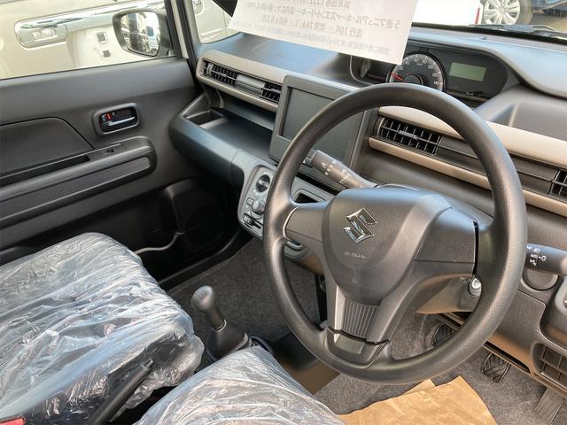 FA 4WD 横滑り防止装置 ABS 電動格納ミラー シートヒーター フルフラット(4枚目)