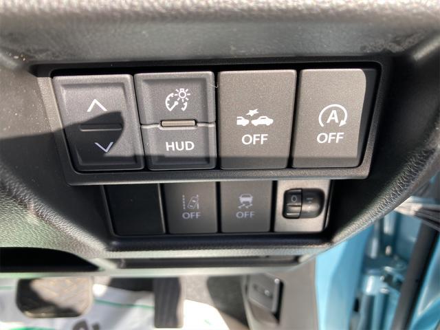 ハイブリッドFX 4WD スマートキープッシュスタート 前席シートヒーター 横滑り防止(3枚目)