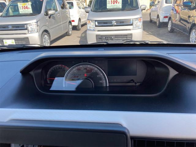 ハイブリッドFX 4WD スマートキープッシュスタート 前席シートヒーター 横滑り防止(11枚目)