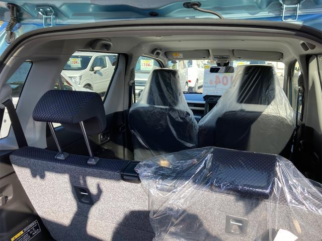 ハイブリッドFX 4WD スマートキープッシュスタート 前席シートヒーター 横滑り防止(13枚目)