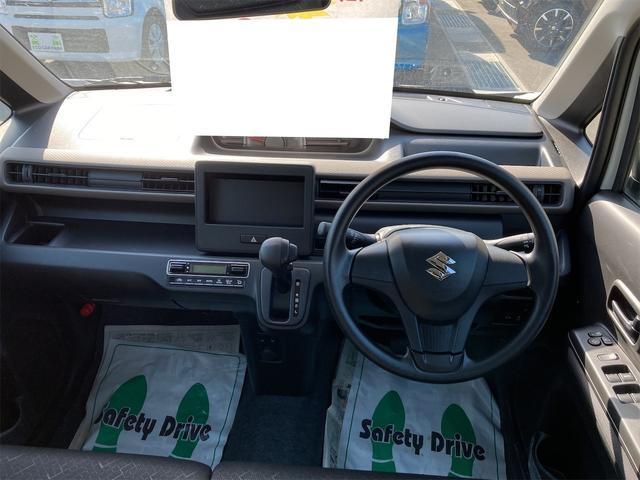 ハイブリッドFX 4WD スマートキー シートヒーター WエアB ABS(2枚目)
