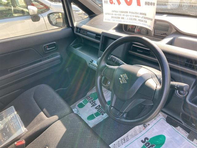 ハイブリッドFX 4WD スマートキー シートヒーター WエアB ABS(10枚目)