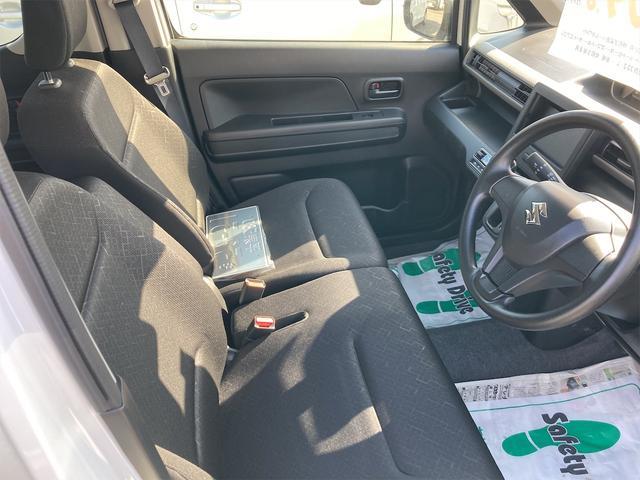 ハイブリッドFX 4WD スマートキー シートヒーター WエアB ABS(11枚目)