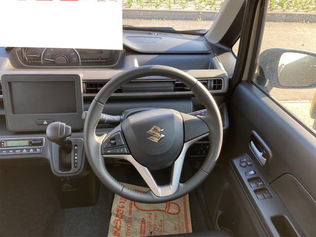ハイブリッドFZ シートH キ-フリ- LEDヘッド AAC ベンチシート ABS(3枚目)