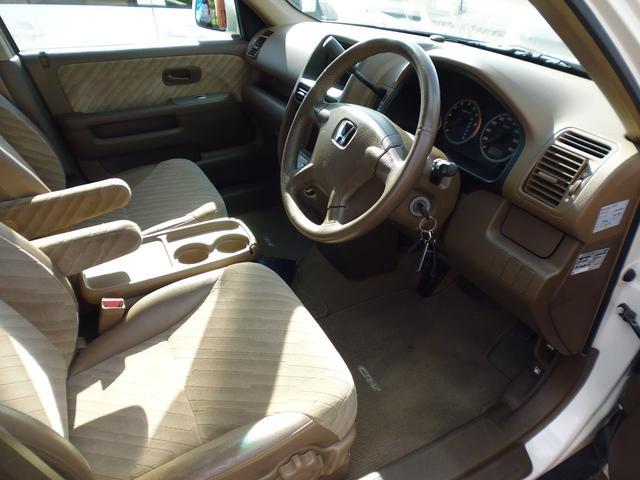 ホンダ CR-V フルマークiL 4WD HID スターター 車検整備付