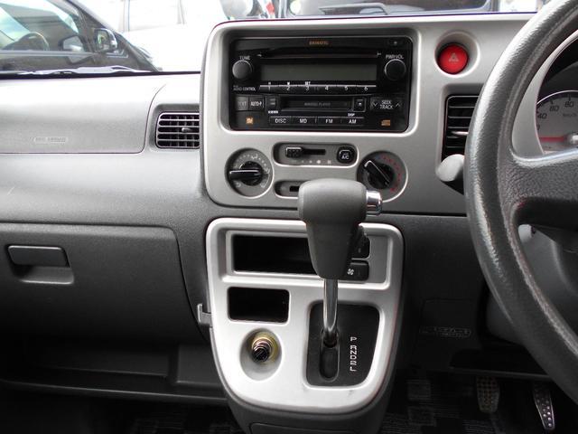 カスタムターボRS 4WD タイベル交換済 HID車検整備付(12枚目)