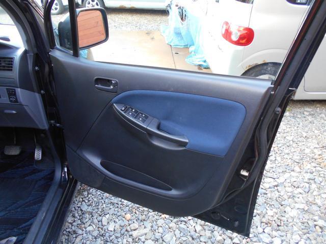 L4WD タイベル交換済み ブラック キーレス 車検整備付(7枚目)