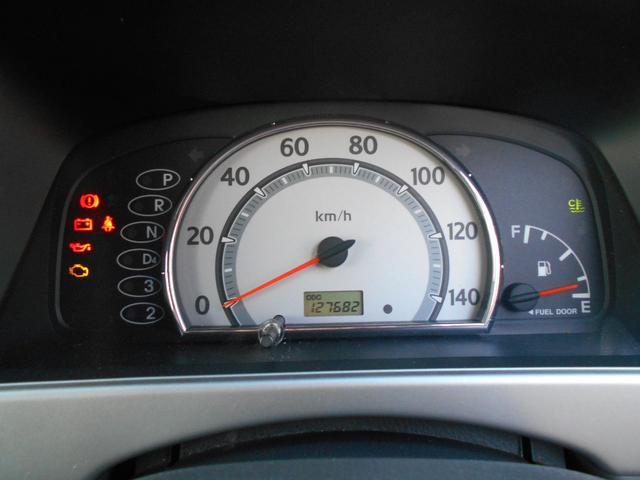L4WD タイベル交換済み ブラック キーレス 車検整備付(13枚目)