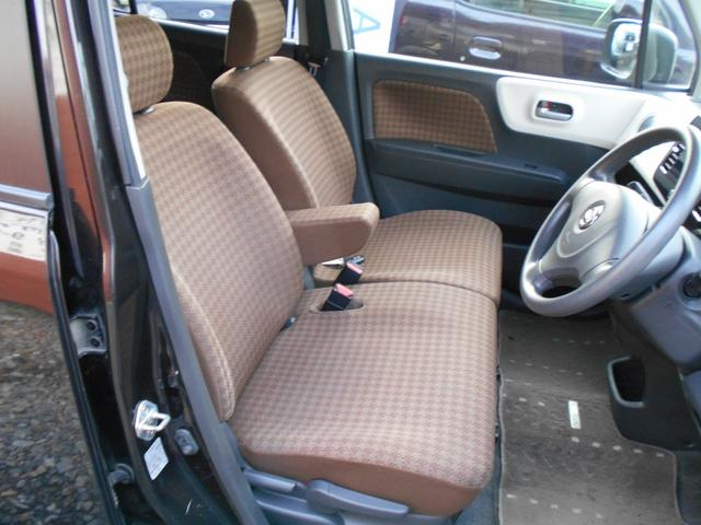 X FOUR4WD CVTプッシュスタートスマートキーAAC(8枚目)