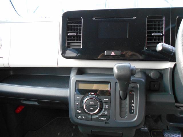 X FOUR4WD CVTプッシュスタートスマートキーAAC(12枚目)