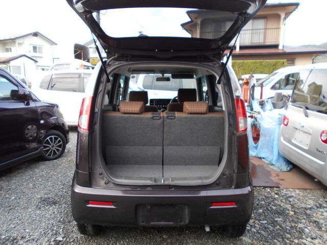 X FOUR4WD CVTプッシュスタートスマートキーAAC(17枚目)