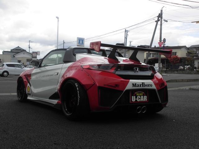 「ホンダ」「S660」「オープンカー」「宮城県」の中古車8