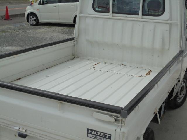 ダイハツ ハイゼットトラック スペシャル 4WD エアコンパワステレス