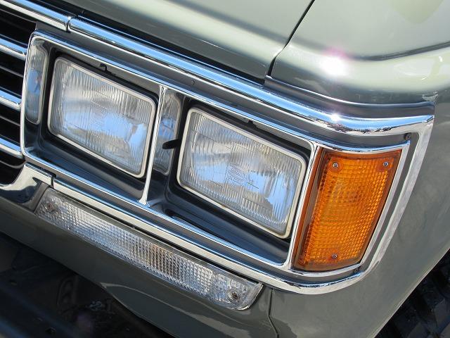 トヨタ ランドクルーザー60 最終型GXロールーフ観音開きリフトアップ新品タイヤホイール