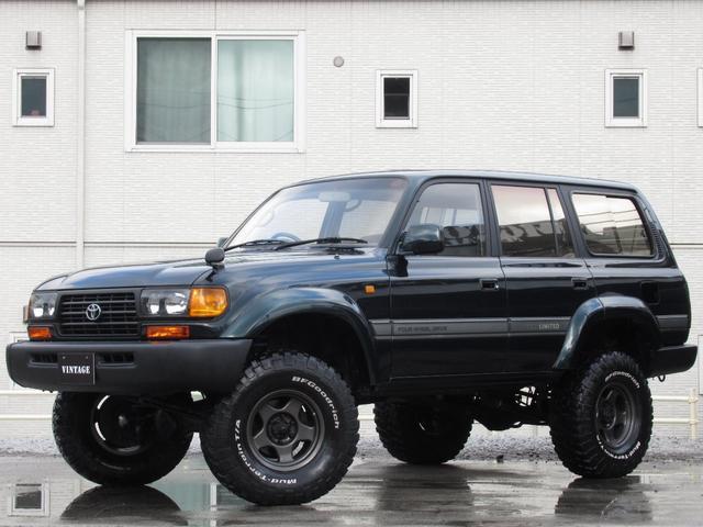 「トヨタ」「ランドクルーザー80」「SUV・クロカン」「宮城県」の中古車2