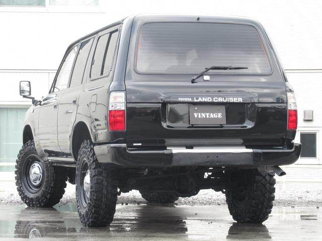 VX-LTD丸目60フェイス新品タイヤSDナビリフトアップ(9枚目)