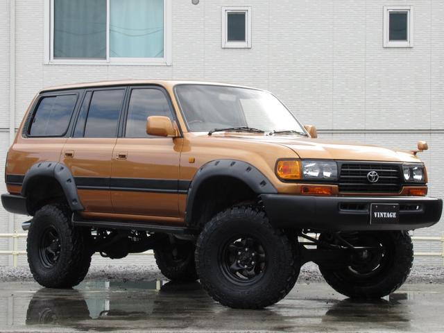 「トヨタ」「ランドクルーザー80」「SUV・クロカン」「宮城県」の中古車6