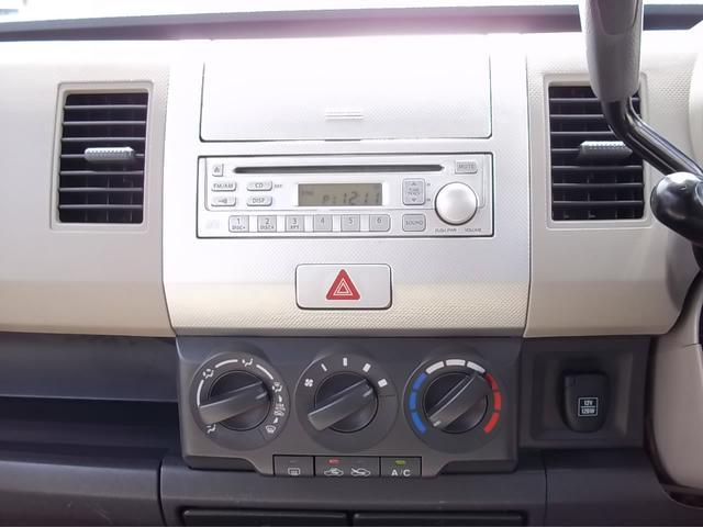 スズキ ワゴンR FX キーレス フル装備 アルミ フロアオートマ CD