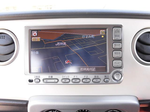 X 4WD ナビ シートヒーター キーレス 電動格納ミラー(6枚目)