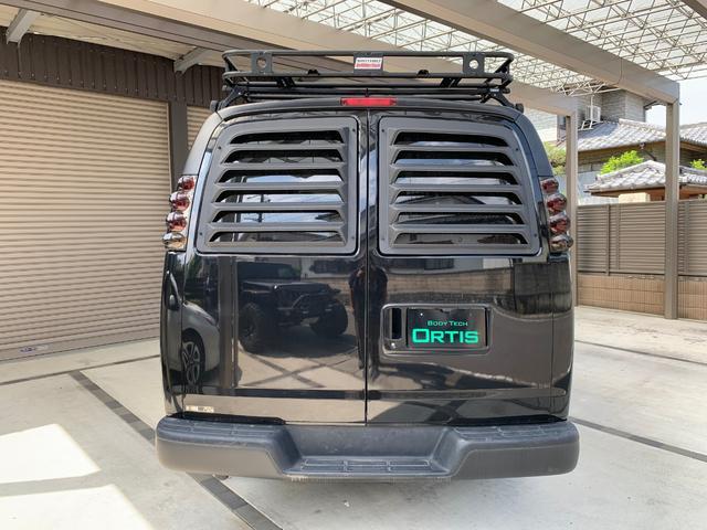 シボレー シボレー エクスプレス 実走行・4WD・リフトUP・HDDナビ・Bカメラ・1ナンバー