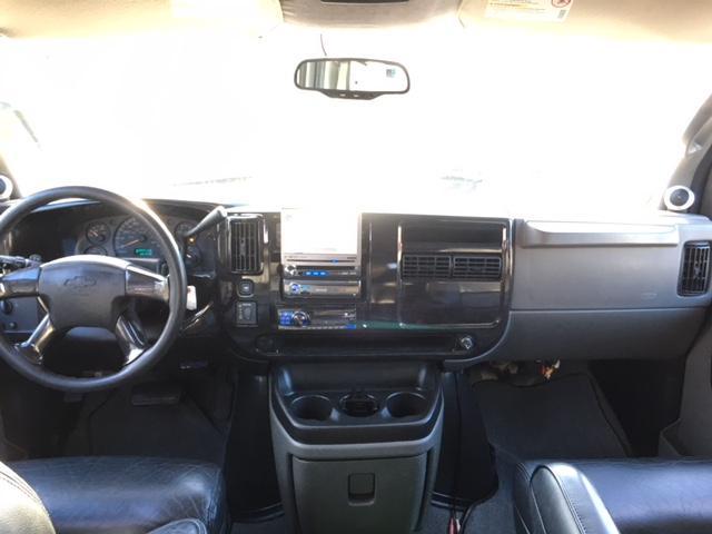 シボレー シボレー エクスプレス 新車並行・4WD・革シート・FUELホイール・マッドタイヤ