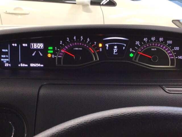 G・Lターボホンダセンシング 衝突被害軽減ブレーキ LEDヘッドライト アイドリングストップ ABS キーレス 4WD ETC スマートキー ターボ 衝突軽減B レーダークルコン 両側自動ドア LEDヘッドライト パワステ(16枚目)