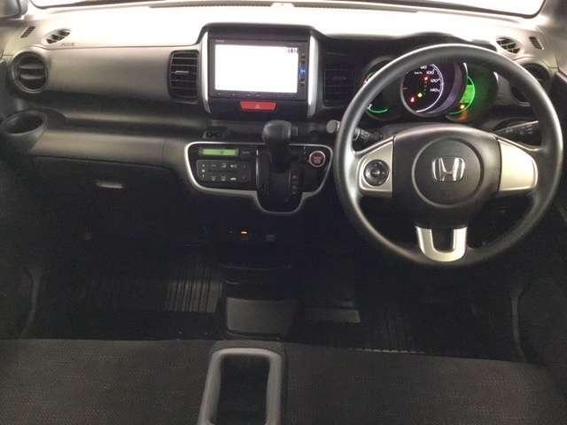 G・Lパッケージ 衝突被害軽減ブレーキ ナビ ETC スマキ- CDデッキ 両側スライド片側電動ドア イモビライザー ETC車載器 メモリナビ ABS ESC アイドリングストップ付き アルミホイル カーテンエアバッグ(15枚目)