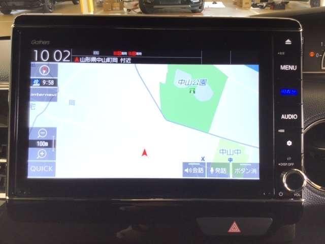 G・Lホンダセンシング ドラレコ 衝突被害軽減ブレーキ ナビ LEDヘッドライト 衝突軽減 オートエアコン キーフリー リアカメラ ETC 4WD フルセグ シートヒーター DVD メモリーナビ アイドリングストップ ABS(5枚目)