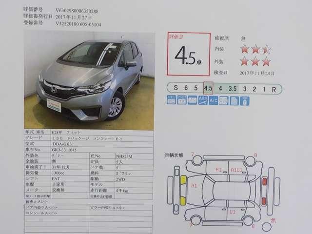 13G・Fパッケージ ファインエディション ナビ(20枚目)