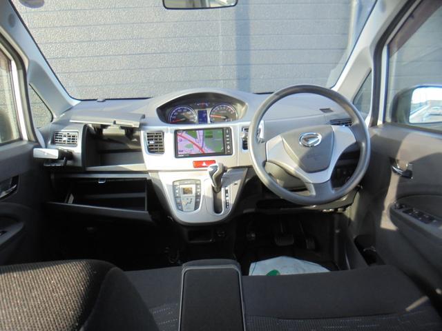 カスタム X  4WD ナビTV(10枚目)