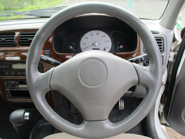 スズキ アルトC ターボ 4WD フロアオートマ