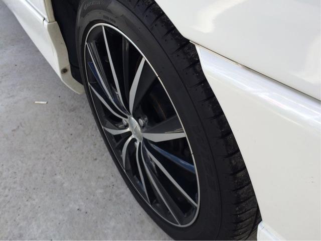 トヨタ エスティマT アエラス Sエディション 4WD レオニス18AW ETC