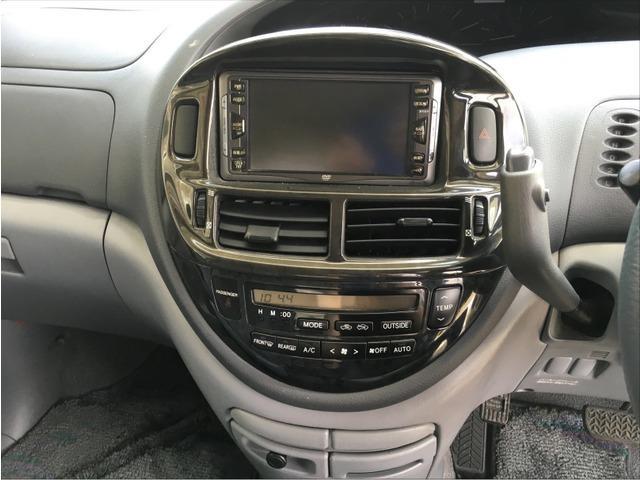 トヨタ エスティマT アエラス 4WD 8人乗 タイミングチェーン