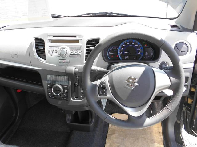 スズキ ワゴンR FZ 4WD レーダーブレーキ S-エネチャージ