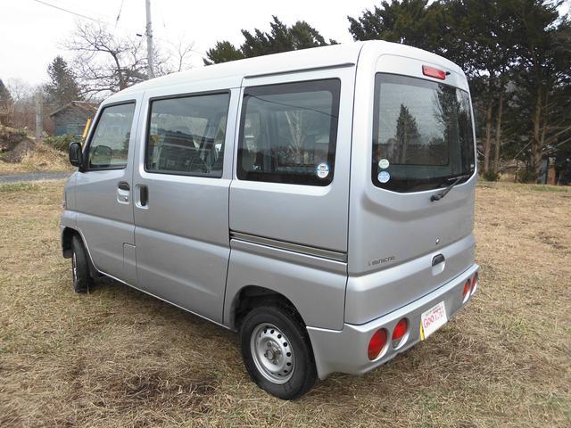 三菱 ミニキャブバン CD ハイルーフ 4WD タイミングベルト交換済み