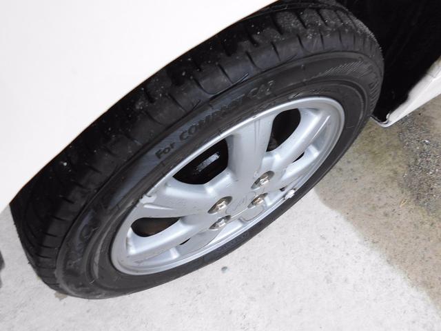 ダイハツ タント X 4WD コラムオートマ タイミングベルト交換済み