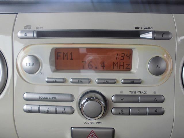 X 純正CDオーディオ スマートプッシュキー ABS(9枚目)