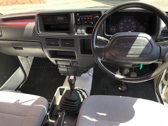 TB 4WD エアコン付き 5速マニュアル(18枚目)
