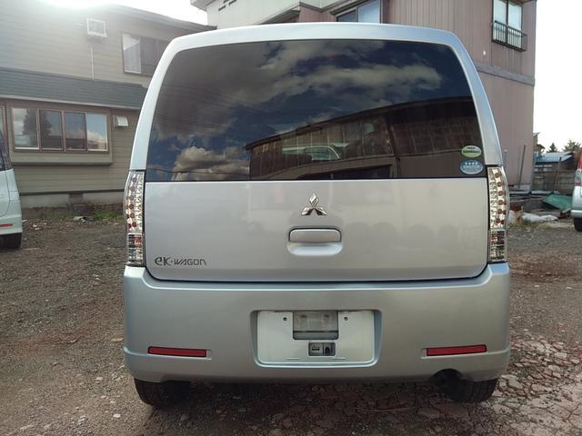 「三菱」「eKワゴン」「コンパクトカー」「秋田県」の中古車7