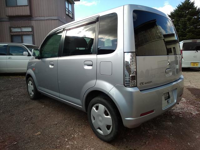 「三菱」「eKワゴン」「コンパクトカー」「秋田県」の中古車8