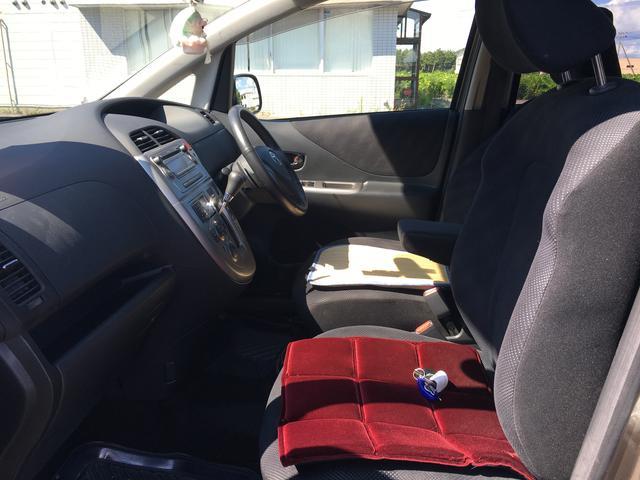 トヨタ ラクティス G Lパッケージ スマートキー 純正CD オートエアコン