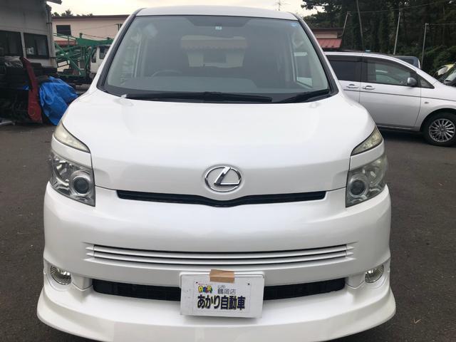 「トヨタ」「ヴォクシー」「ミニバン・ワンボックス」「秋田県」の中古車9