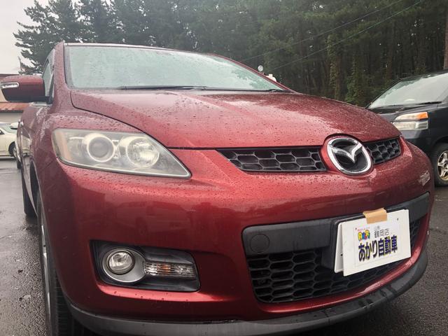 「マツダ」「CX-7」「SUV・クロカン」「秋田県」の中古車2