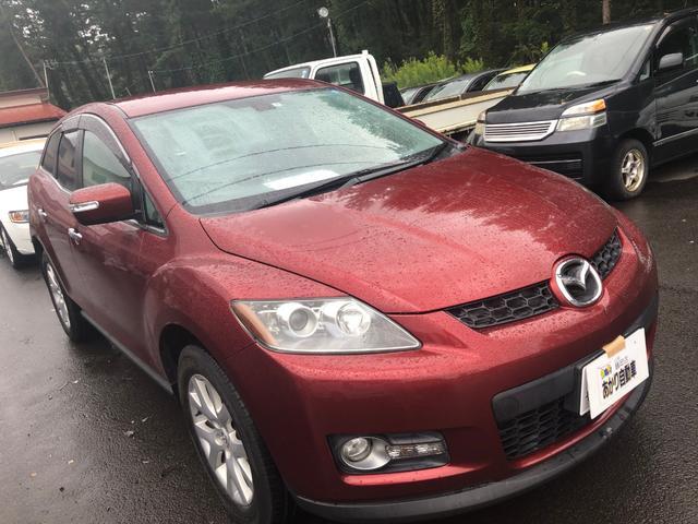 「マツダ」「CX-7」「SUV・クロカン」「秋田県」の中古車4