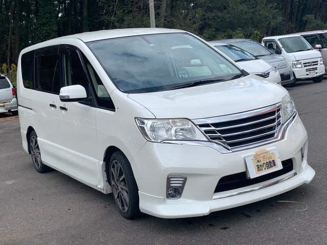 「日産」「セレナ」「ミニバン・ワンボックス」「秋田県」の中古車6