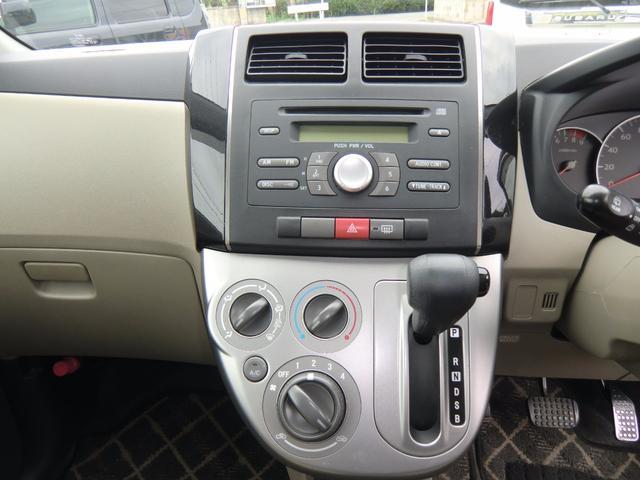 ダイハツ ミラ X 4WD CVT 純正CD