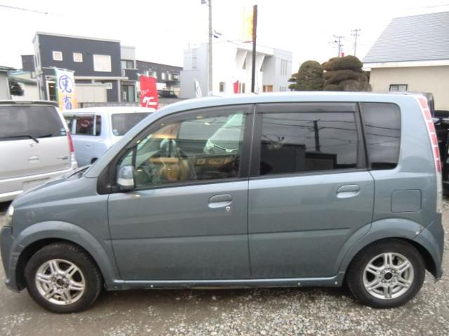 カスタム RS ターボ車 4WD 純正HID 車検32年5月(5枚目)